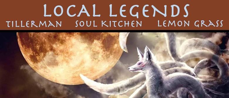 Local Legends III: Tillerman, Lemongrass & Soul Kitchen