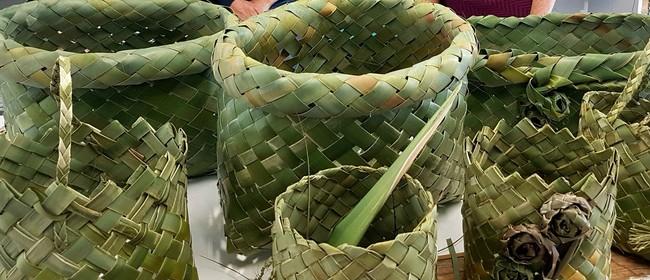 Harakeke NZ Flax Weaving Workshops