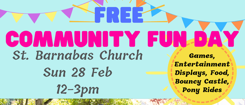 Free Community Fun Day