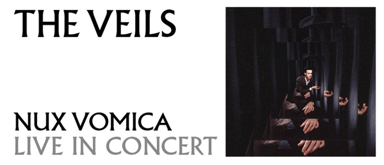 The Veils - Nux Vomica, live in concert