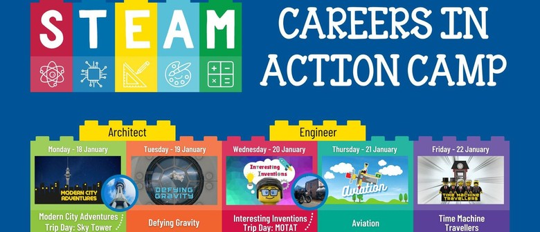 Aviation - STEAM Career in Action Holiday Programme