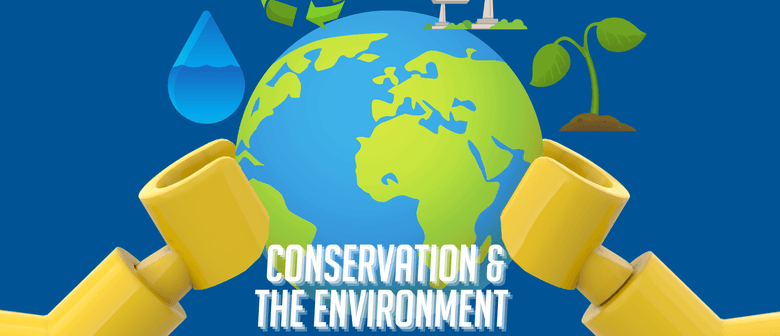 Conservation & The Environment STEAM Holiday Programme