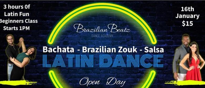 Latin Dance Open Day
