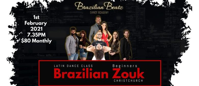 Learn How to Dance Brazilian Zouk