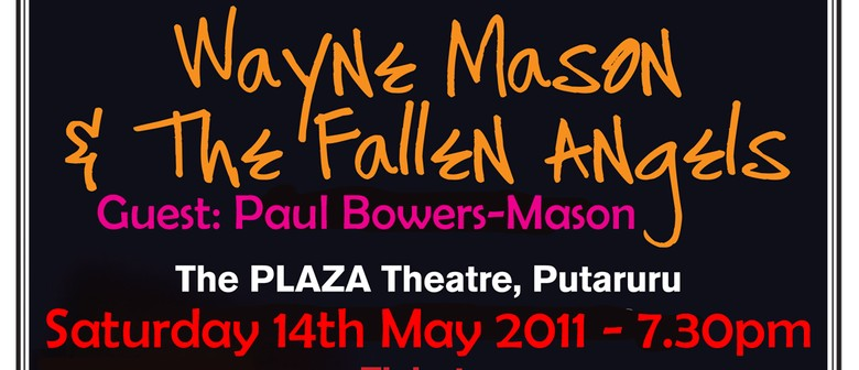 Wayne Mason & The Fallen Angels - Music Month