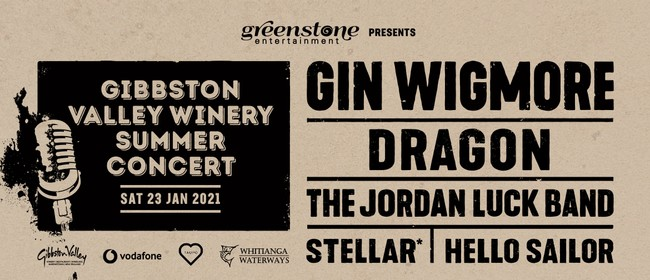 Gibbston Valley Winery Summer Concert