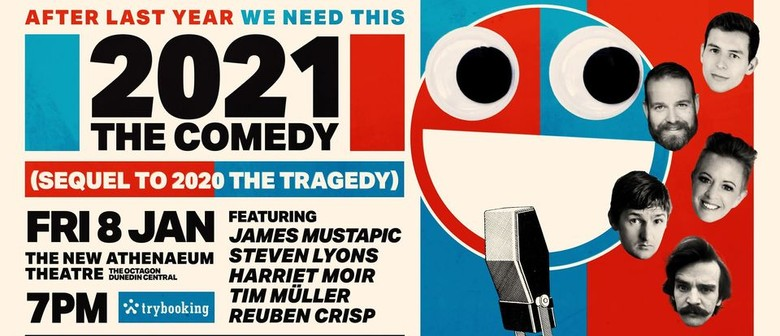 2021: The Comedy (sequel to 2020: The Tragedy)