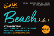 A Quickie On The Beach - Offroad Duathlon