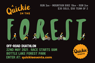 A Quickie In The Forest - Offroad Duathlon