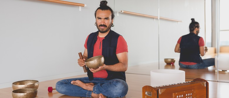 Sound Healing Experience with Claudio Escutia
