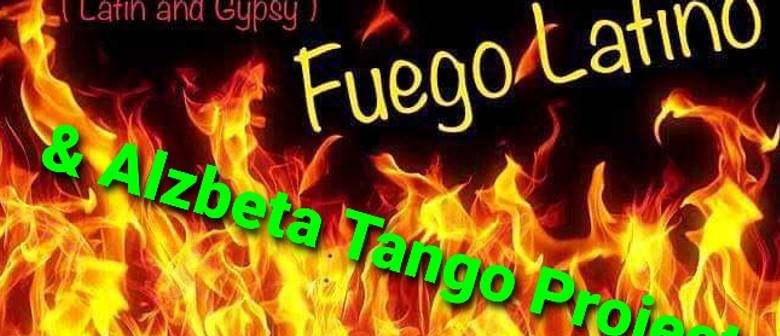 Latino and Alzbeta Tango Proj