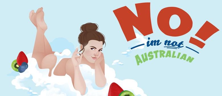 No, I'm not Australian
