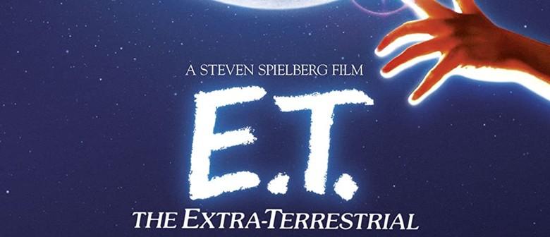 E.T. Extra-Terrestrial