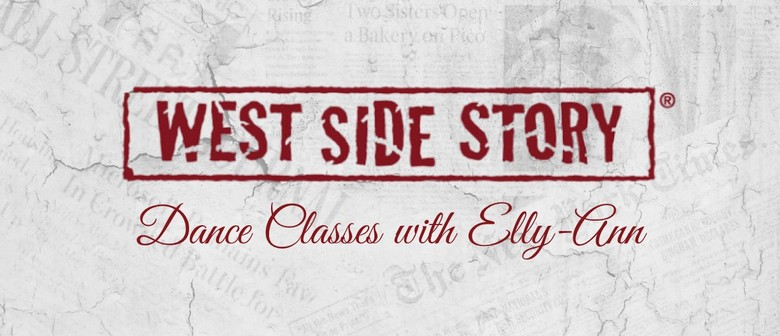 Dance Classes with Elly-Ann