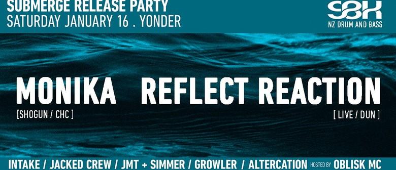 Sbk Presents Submerge Release Ft Monika + Reflect Reaction