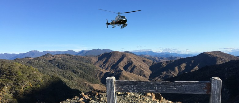 $110 Coppermine Helicopter Drop Off for Bikers and Hikers