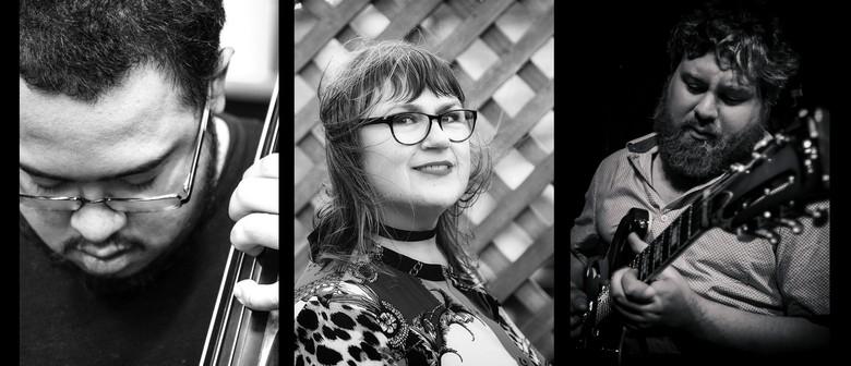 Karin Reid & Alex Wolken: Jazz Noir Duo ft. Umar Zakaria