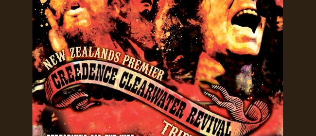 The NZ Creedence Clearwater Revival Tribute Show