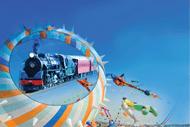 The Kite Flyer Express Train