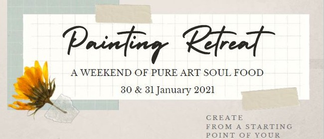Painting Retreat Workshop with Helen Dynes