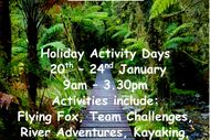 Holiday Activities Days