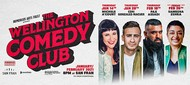 The Wellington Comedy Club, with Michele A'Court