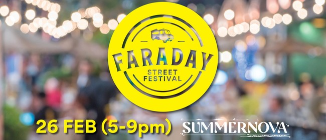 Faraday Street Festival 2021