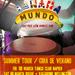 Banana Mundo Summer Tour