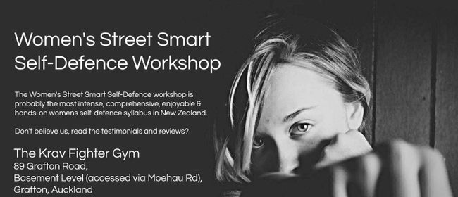 Women's Street Smart Self-Defence Grafton July 2021
