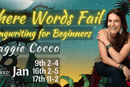 Where Words Fail: Songwriting for Beginners