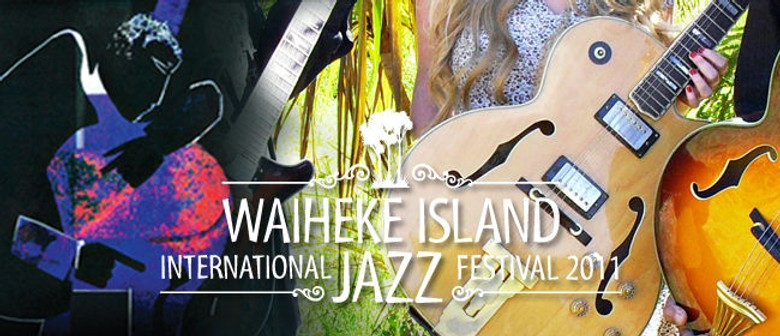 Jazz & Sizzle At The Bay