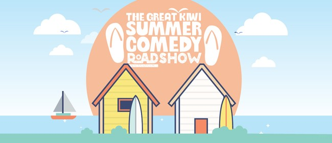 Great Kiwi Summer Comedy Roadshow