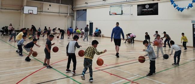Synergy Sports School Holiday Programme