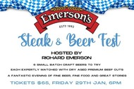 Emerson's Beer and Steak Fest