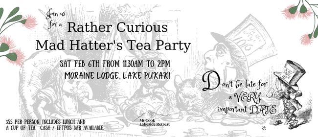 Mad Hatters Tea Pary