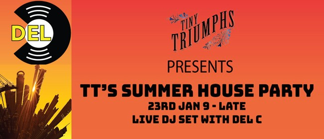 Tiny Triumphs Summer House Party