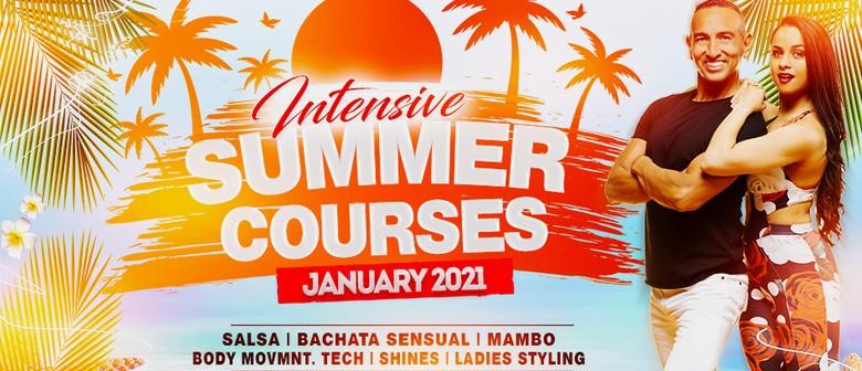 Bachata Level 2 Summer Course