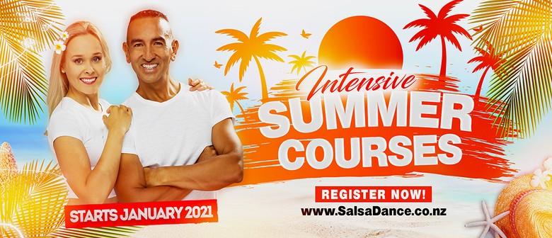 Salsa Beginners Level 1 Summer Course