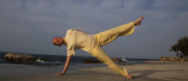 Level 4 Yoga class for Advanced