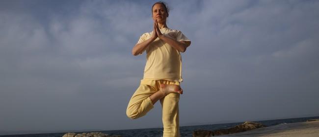 Yoga Class Level 1 - 2