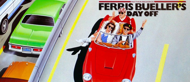 Ferris Bueller's Day Off - 35th Anniversary