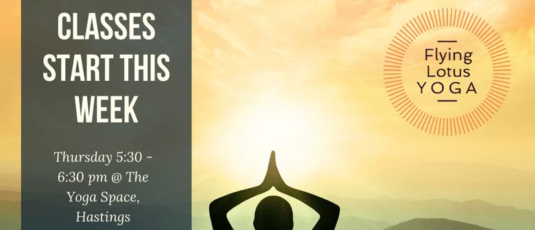 Flying Lotus Yoga