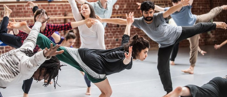 Adult Open Contemporary Dance Classes