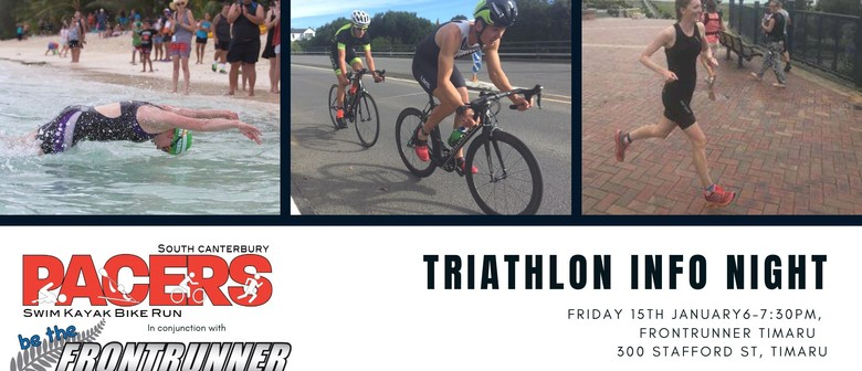 Triathlon Info Night