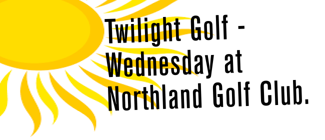 Twilight Golf on a Wednesday