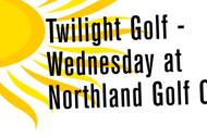 Twilight Golf on a Wednesday