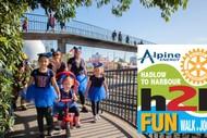 Hadlow to Harbour Fun Walk, Jog, Run