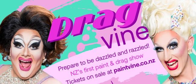 Dragvine Pride - Paint & Drag Queen Show
