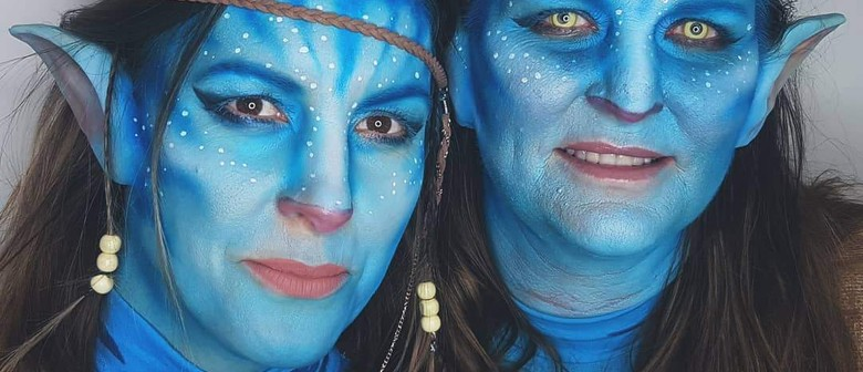 Paint ya Date - Avatar Face Painting