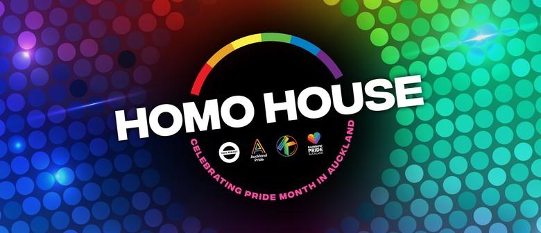 HOMO HOUSE: Pride Edition